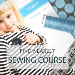 Find Nearest sewing course