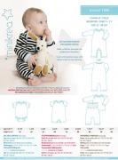 MiniKrea 11401 Bodysuit Stylecard