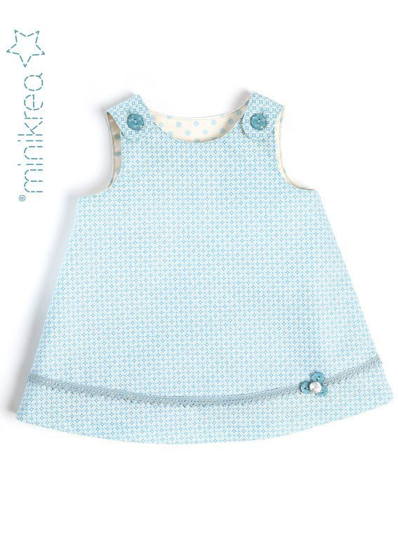 10004 Spencer Dress paper pattern