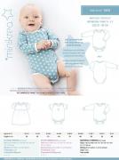 Babybody 11411 MiniKrea Stylecard