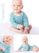MiniKrea 11411 Babybody model fotos