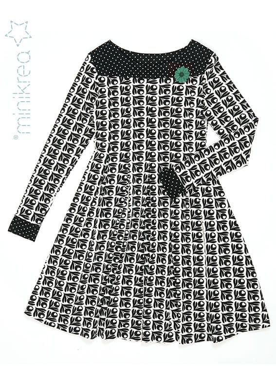 Fladfoto_70046_PleatedKnitDress