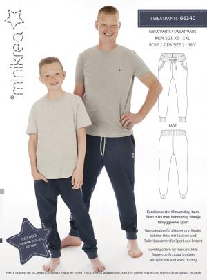 MiniKrea 66340 Sweatpants Forside