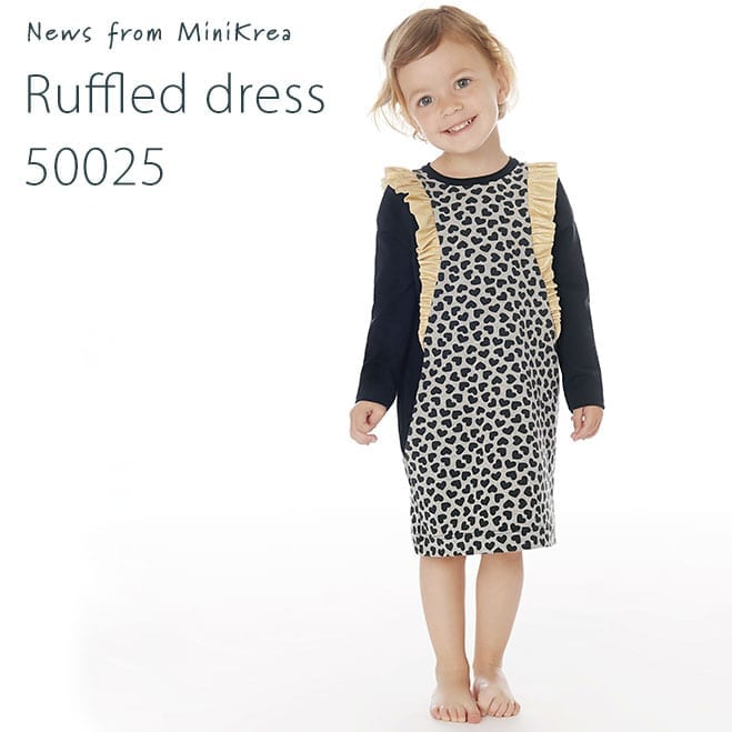 MiniKrea-News-50025-Ruffle-Dress