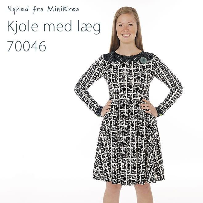 MiniKrea-Nyhed-70046-Jersey-Kjole-med-læg