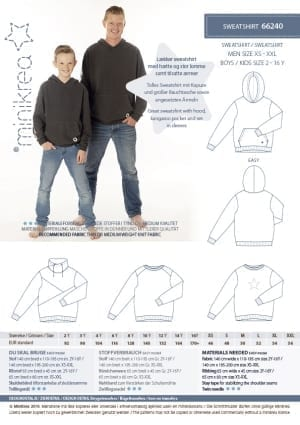 Sweatshirt 66240 stylecard