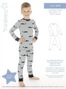 MiniKrea Pyjamas til børn model 33470