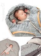 MiniKrea 90902 Baby Sleeping Bag Collage
