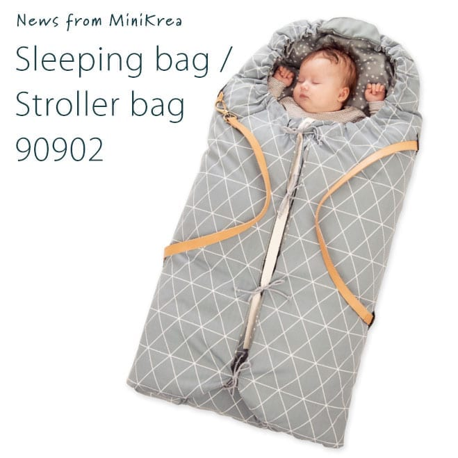 MiniKrea News 90902 Baby Sleeping Bag