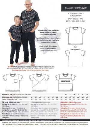 MiniKrea 66210 Klassisk T-shirt - stylecard