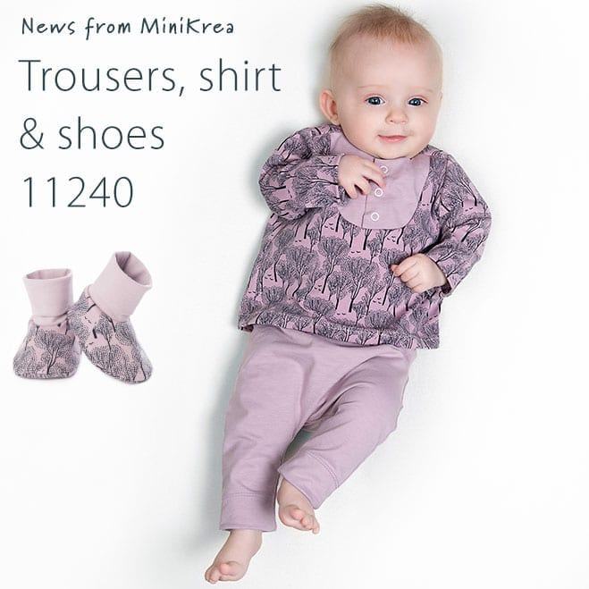 MiniKrea-News-11420-Baby-set-with shoes