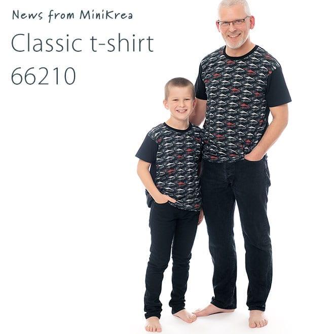 MiniKrea-News-66210-Classisk-T-shirt