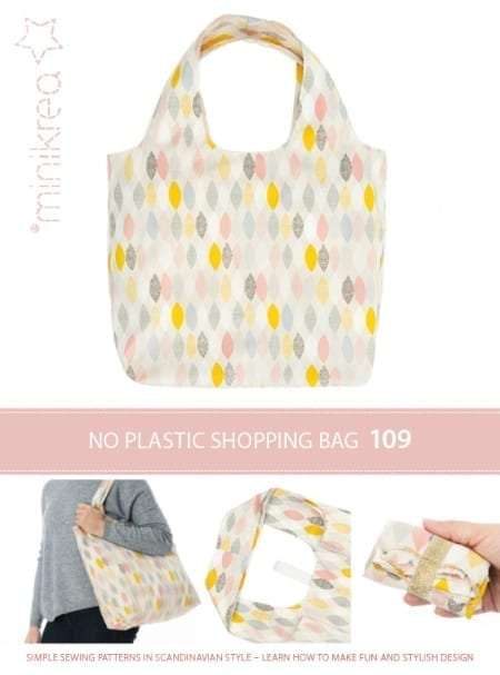 MiniKrea 109 No Plastik Shopping Bag