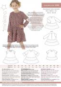 MiniKrea 33030 Ruffle Hem Dress_Stylecard