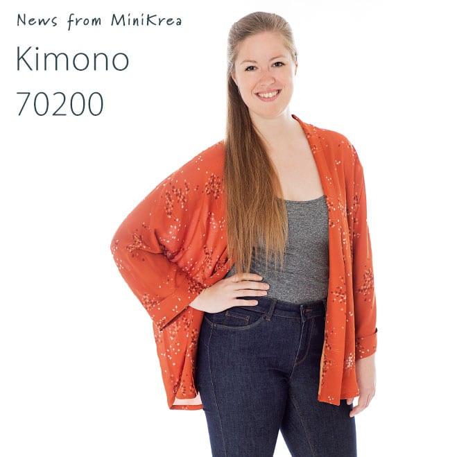 MiniKrea 70200 Kimono_News
