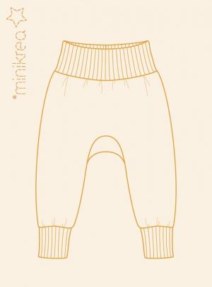 MiniKrea 111 Baby Pants - Stylecard