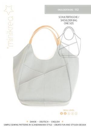 MiniKrea 112 Shoulderbag - Forside