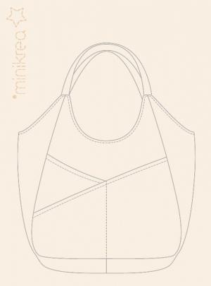 MiniKrea 112 Shoulderbag - Stylecard