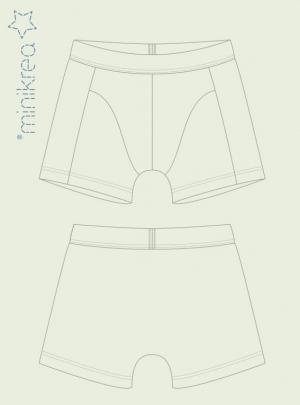 MiniKrea-114 Boxershorts Stylecard