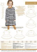 MiniKrea 33015 Jersey Ruffle Hem Dress_Stylecard