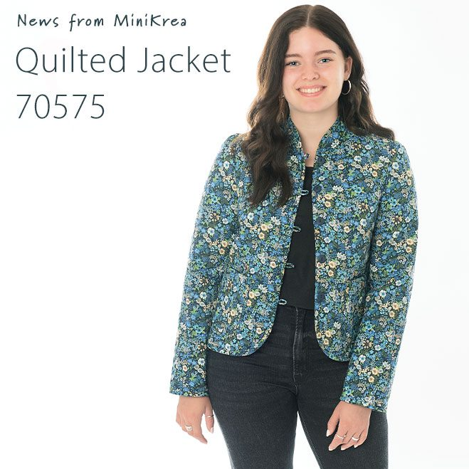 MiniKrea 70575 Quilted Jacket_News