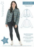 MiniKrea 70575 Quilted Jacket_Sewing pattern