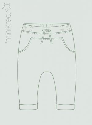 MiniKrea 116 Baby Pocket pants_Stylecard